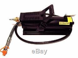 10 Ton Air & Hydraulic Pump Frame Machine Porta Power Foot Air Body Dent Tool