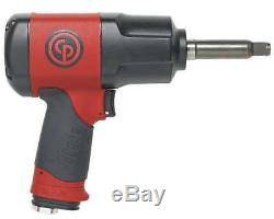 1/2 Pistol Grip Air Impact Wrench 1200 ft. Lb. CHICAGO PNEUMATIC CP7748-2