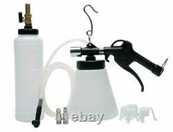 1.75L Pneumatic Brake Fluid Bleeder Kit Car Air Extractor Pump Oil Bleeding Tool