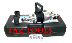 1 DR Air Impact Wrench Short Shank Pneumatic Air Tool 1900 ft/lb Pneumatic HD