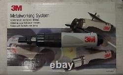 3M Die Grinder 28627 Pneumatic Power 0.3 Hp Motor 1/4 Collet 18000 rpm USA
