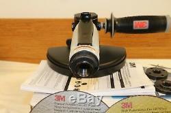 3M Heavy Duty 6 Cut-Off Wheel Tool 20236 Air Pneumatic 1 HP Metal Cutting