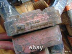 (4) Chipping Chipper Demo Jack Hammer, TEXAS Pneumatic Air Compressor Tool Lot