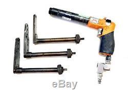 4 Pc Jiffy Air Tool Pneumatic Pancake Nut Runner aircraft tool