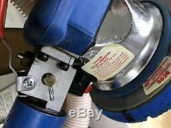 6 HUTCHINS DA RANDOM ORBITAL Dual Action SANDER AIR PNEUMATIC TOOL 8650/4500
