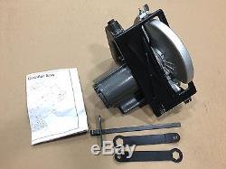 8 Pneumatic Circular Saw SG0826 Air Power Cutting Tool