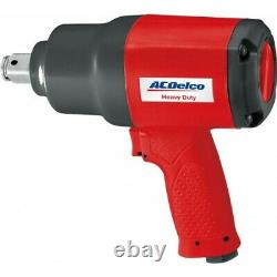 ANI614 AC Delco 3/4 Sq. Drive, Twin Hammer Pneumatic Impact Wrench Air Tool