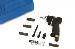 A-9IGP 9pc Pneumatic Impact Glow Plug Removal Tool Set Air Gun Sockets 8-12mm