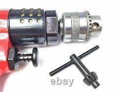 Air Drill Small & Lightweight Pneumatic Palm Drill KTC 1/4 2800RPM NEW