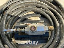 Air Missile Horizontal Mole Pneumatic Piercing Boring Tool With Hose And Valve 3
