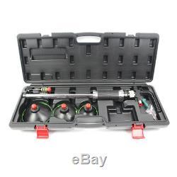 Air Pneumatic Dent Puller Suction Cup Slide Hammer Car Auto Body Repair Tool Kit
