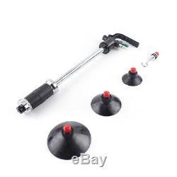 Air Pneumatic Dent Puller Suction Cup Slide Tool Hammer Car Auto Body Repair Kit
