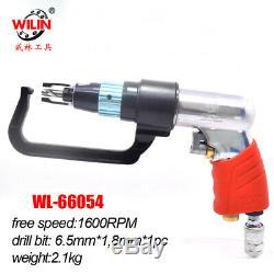 Air Spot Weld Drill Cutter Pneumatic Welding Remover Dent Fix Tool 1/4 5/16