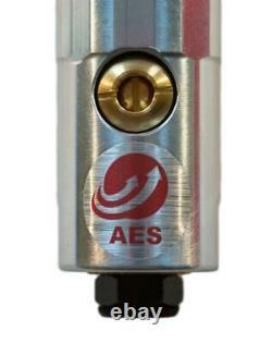 Aircraft Tools Aes 360 Degree Air/pneumatic Drill Accepts 9/32 Desoutter Collets