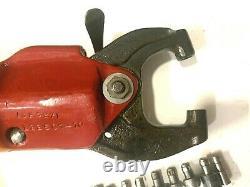 American Pneumatic 214 Rivet Squeezer Aircraft Mechanic Tool