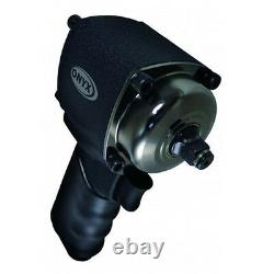 Astro Pneumatic ONYX 3/8 Nano Impact Socket Wrench 1828 450 ft/lb Torque
