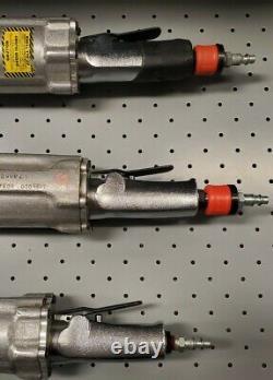 Atlantic Air Tool Pneumatic Tandem A Rivet Squeezer Model 90A 3 Reach
