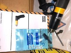 Atlas Copco 1/4 LBB 16 EPX010-U Pistol Grip Pneumatic Drill New 1000/rmin