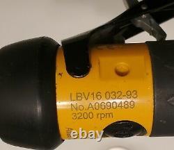 Atlas Copco Tools LBV16 032-93 Pneumatic Angle drill, 90° 3,200 rpm