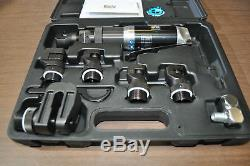 Auto Body Pneumatic Air Punch Crimper Crimping Flange Flanger Head Tool