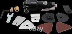 BGS 3-in-1 Air Multi-Functional Tool Oscillating Saw Etc Pro Range 8580