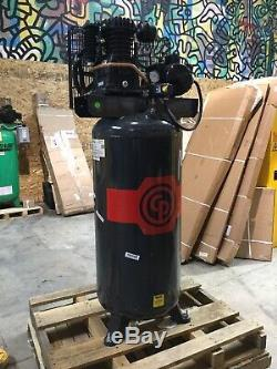 CHICAGO PNEUMATIC RCP-561VNS 5HP 60 gal 1 Phase Vertical Air Compressor