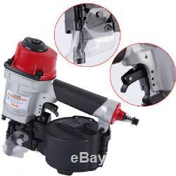 CN55 Pneumatic Air Nail Gun, Pneumatic Coil Nailer Air Coil Nail Gun Tool