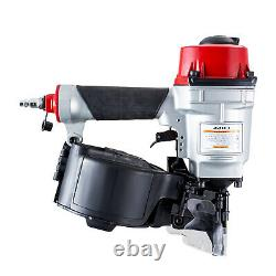 CNR55 Coil Nailer 1 to 2-1/4 15 Degree Pneumatic Coil Roofing Siding Nailer