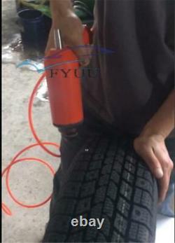 Car Motorcycle Winter Wheel Tire Studs Installation Pneumatic Nail Air Gun Tool