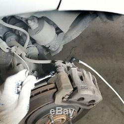 Car Van Brake Bleeder Bleeding Fluid Change Tool Air Pneumatic Garage Vacuum Kit