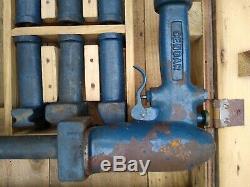 Cengar Air Operated Planisher. Metal bending tool. Pneumatic