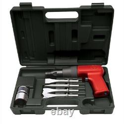 Chicago Pneumatic 7110K Heavy Duty Air Hammer Kit with Four Chisels