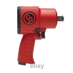 Chicago Pneumatic 7762 3/4 Dr. Stubby Impact Wrench with FREE 8pc Socket Set