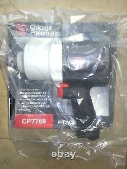 Chicago Pneumatic 7769 Cp7769 3/4 Composite High Torque Impact Wrench