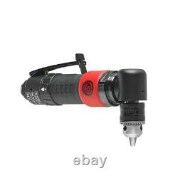 Chicago Pneumatic 879C 3/8 Reversible Angle Drill