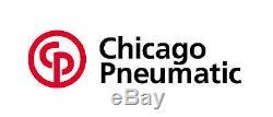 Chicago Pneumatic CP7255CVE 6/150mm Dual Action Orbital Palm Sander (5mm Orbit)