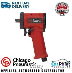Chicago Pneumatic CP7732 1/2 Stubby Pneumatic Air Impact Wrench