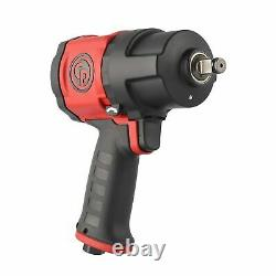Chicago Pneumatic CP7748 ½ G-Series Air Impact Wrench 1300Nm With Carry Bag