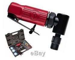 Chicago Pneumatic CP875K Compact & Lightweight Die Grinder Kit