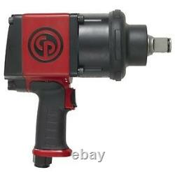 Chicago Pneumatic CP 1dr High Torque Pistol Grip Impact Wrench 1770ft-lbs #7776