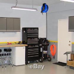 Cyclone Pneumatic CP3689 1/2 x 50' 300 PSI Retractable Air Compressor Hose Reel