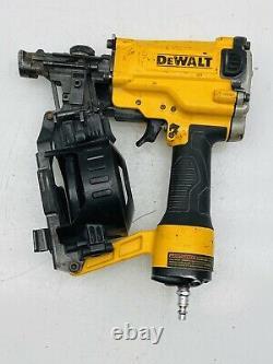 DEWALT DW45RN Coil Roofing Nailer