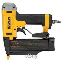 DEWALT DWFP2350K 23-Gauge 2-Inch Dual Trigger Pneumatic Pin Nailer