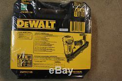 DEWALT DWMC150 Pneumatic Air Metal Connector Nail Gun with Case BRAND NEW