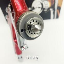 Dewabiss Gti Pro Lite Red Straight Handle 1.3mm Nozzle Car Paint Tool Spray Gun