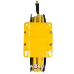 Dewalt 1/2 in. 50 ft Retractable Auto Air Compressor Pneumatic Hose Reel Tool