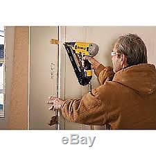 Dewalt DWFP72155 15 Guage Pneumatic Precision Point Style Finsih Nailer