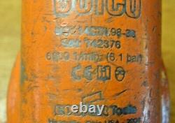 Dotco 6,000 RPM Air / Pneumatic Drill 1/4 Chuck Aircraft Tooling Pistol Grip