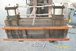 Double Punch Press Die Shoe Tooling Pneumatic Air Bench Press Bimba Trd Twin