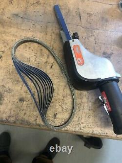 Dynafile Sander By Dynabrade Industrial Pnuematic Air tool